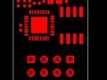 ESP8266 ESP-01 v080 pinouts