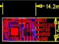 ESP8266 ESP-10 pinouts