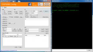 AppStack ESP8266 config