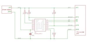 Оптимальное подключение ESP8266 для Arduino IDE